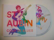 St AUBIN : COUP DE BLUES [ CD SINGLE ]