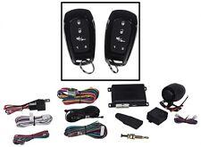 Prestige APS787E Remote Start & Car Alarm Keyless System Replaces APS787C