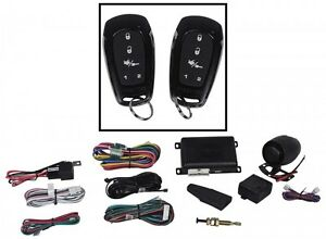 NEW Prestige APS787Z  Remote Start & Car Alarm  System Replaces APS787C