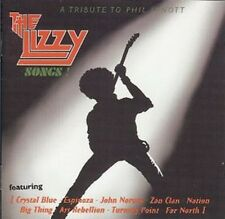 A Tribute to Phil Lynott - The Lizzy Songs - CD - Neu - Hard Rock - Thin Lizzy