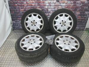 Mercedes Benz Felgen Winterreifen 7,5x16 ET41   215/55R16 97H 93 H A2104010602