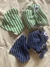 New ListingCooper Rose Natural Hemp Cotton Fitted Diapers And Bibs