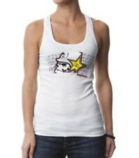 Metal Mulisha Ladies Rockstar Salute Tank Size S