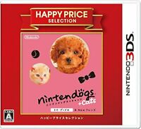 Nintendo 3DS Happy Price Selection nintendogs + cats Japanese Ver New .