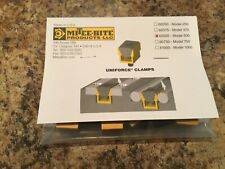 New listing Mitee Bite 60500 #8-32 Thread Uniforce Clamp 8/Pack