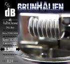 2x Brunhilde RTA Alien Coil Ni80 Handmade