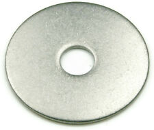 Fender Washers 18-8 Stainless Steel Large Diameter Washers - Sizes #6 - 1/2 inch