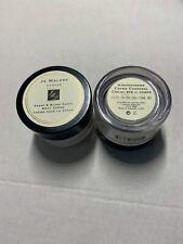Jo Malone Peony & Blush Suede Deluxe Body Creme cream travel 0.5oz 15ml set x 2