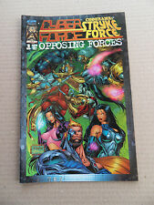 Cyberforce / Strykeforce : Opposing Forces 1 . Image 1995 - VF - minus