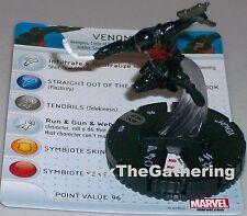 VENOM(MASK VARIANT) #034 Deadpool Marvel HeroClix RARE