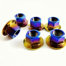 Yperion Titanium strut tower nuts for Nissan GTR R33 R34 R32