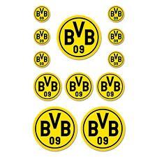Borussia Dortmund Aufkleberkarte BVB Aufkleber Set BVB
