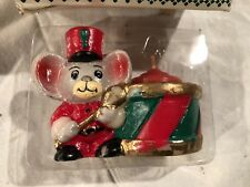 Vintage Jasco Christmas Friend Nutcracker Mouse Candle Whimsical Decoration