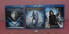 Underworld Evolution - Rise OF The Lycans  -  Awakening Blu Ray Lot.