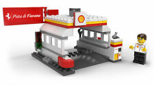 Exclusive SHELL LEGO STATION