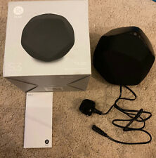 B&O PLAY by Bang & Olufsen Beoplay S3 Bluetooth Speaker - Black - Boxed