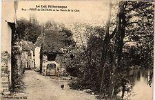 CPA   Le Lot Pittoresque -Port-de-Gagnac et les Bords de la Cére  (353915)