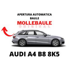 MOLLEBAULE KIT MOLLE APERTURA AUTOMATICA BAULE AUDI A4 B8 8K5 SW