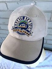 Milwaukee County Stadium 1953-1999 Snapback Miller Lite Baseball Cap Hat