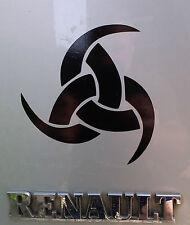 Odin Triple Cuerno dioses paganos Mitos stickers/car/van / bumper/window/decal 5113