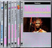 LOT 7 MICHAEL MOORCOCK ¤ INTEGRALE CYCLE LA LEGENDE DE HAWKMOON ¤ pocket fantasy