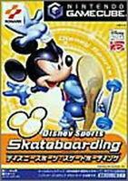 USED GameCube Disney Sports: Skateboarding (language/Japanese)