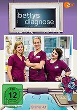 Bettys Diagnose Staffel 4.1 NEU OVP 3 DVDs