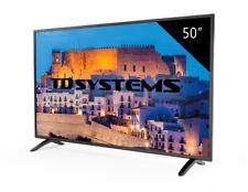Televisores Led Full HD 50 Pulgadas TD Systems K50DLM8F. 3x HDMI, USB, VGA