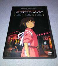 Walt Disney - Miyazaki'S Spirited Away (Dvd, 2001, 2-Disc Set)