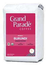 3 lbs Organic Burundi Kayanza Specialty SHG EP Raw, Green Unroasted Coffee Beans