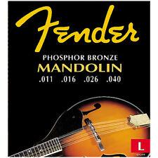 (2 PACKS) Fender 2060L Phosphor Bronze Mandolin Strings 073-2060-003