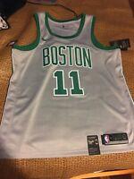 Nike Kyrie Irving Boston Celtics City Edition Swingman Jersey Size XL 52