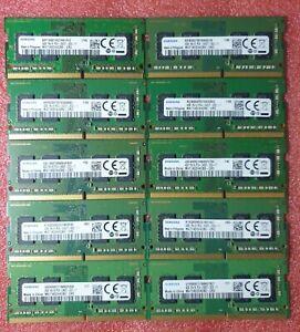 Samsung Job Lot 10x4GB DDR4 PC4 2400T 2400MHz SODIMM Laptop RAM Memory 260pin