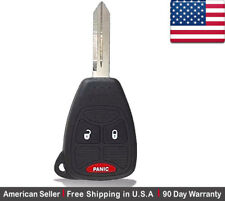 1x New Replacement Keyless Entry Remote Control Key Fob For Chrysler Dodge Jeep
