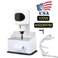 4500rpm Dental Lab Grind Inner Model Arch Trimmer Trimming Machine Equipment New