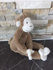 "Happy Horse Monkey Plush Soft Toy 7"" Excellent Condition Loops Around Items"