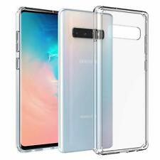 Samsung Galaxy S10 Case Clear Scratch Resistant Bumper Protection Cover Slim US