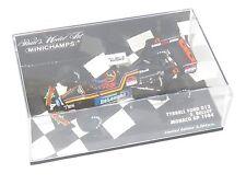 1/43 Tyrrell Ford 012 DeLonghi    Monaco GP 1984   Stefan Bellof