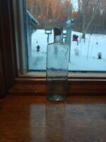 rare Bottle J Preston, Boston MA Open Pondil