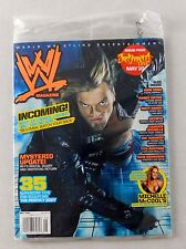Edge May 2008 Wrestling Magazine WWE Includes Poster Sealed Original Wrestler