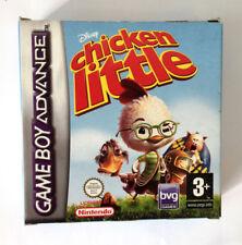 Chicken Little - Nintendo - Gameboy Advance