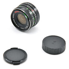 Serviced Albinar ADG Macro 28mm F2.8 Wide Angle Lens For Pentax K Mount!