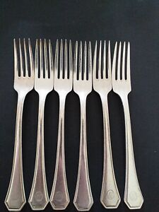 6 X 20.7CM WMF Main Course Forks