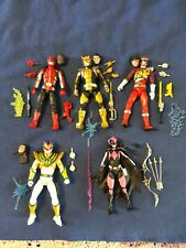 Hasbro Power Rangers Lightning Collection Loose Lot Drakkon Ranger Slayer