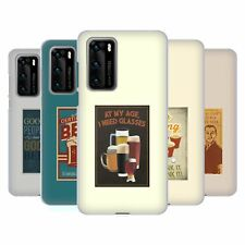 OFFICIAL LANTERN PRESS MAN CAVE SOFT GEL CASE FOR HUAWEI PHONES