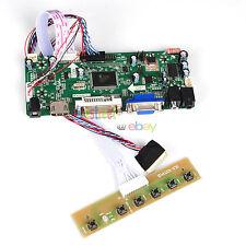 HDMI+DVI+VGA+Audio LCD Controller Board Driver For AUO B156XW04 V.5 V5 V.6 V6