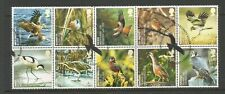 GB 2007 Action for Species (1st Series) Block of 10 Fine Used Set SG 2764a