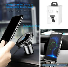 2IN1 Wireless Charger+Phone Cradles  Air outlet/Dashboard/Smooth Surface Mounted