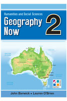 Geography Now - Student Book: Year 2