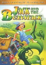 Jack and the Beanstalk - Animated DVD 2004 NEW